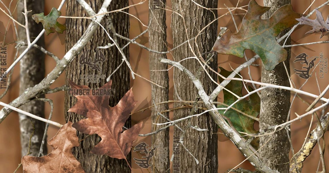 Timber Break - Longleaf Camo