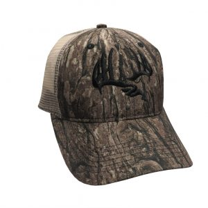 Blind Spot - Mesh Cap with Patch - Longleaf Camo