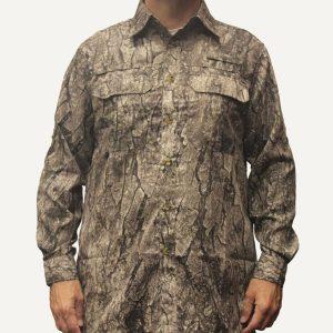 Longleaf Blind Spot - SuperLite Vented RipStop Shirt LS - Front