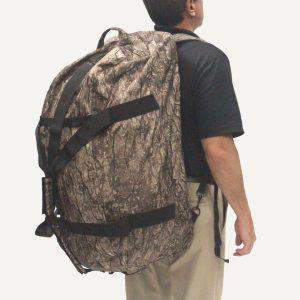 Duffle / Backpack - Blind Spot - Longleaf Camo