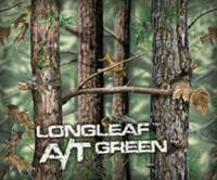 Longleaf Camo A/T Green Pattern