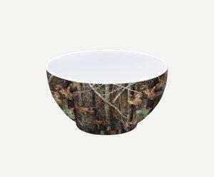 Longleaf Camo Kitchen TimberBreak Bowl