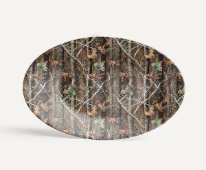 Longleaf Camo Kitchen TimberBreak Platter