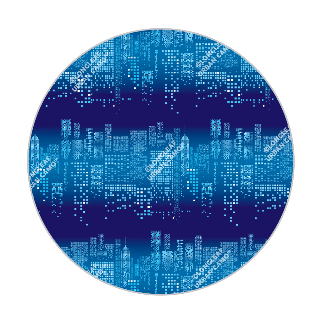 LongleafUrbanCamo_Pattern_Skyline
