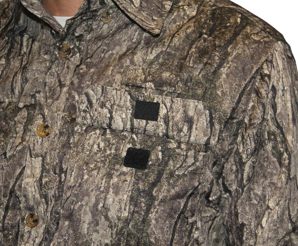 SuperLite Vented RipStop Shirt LS