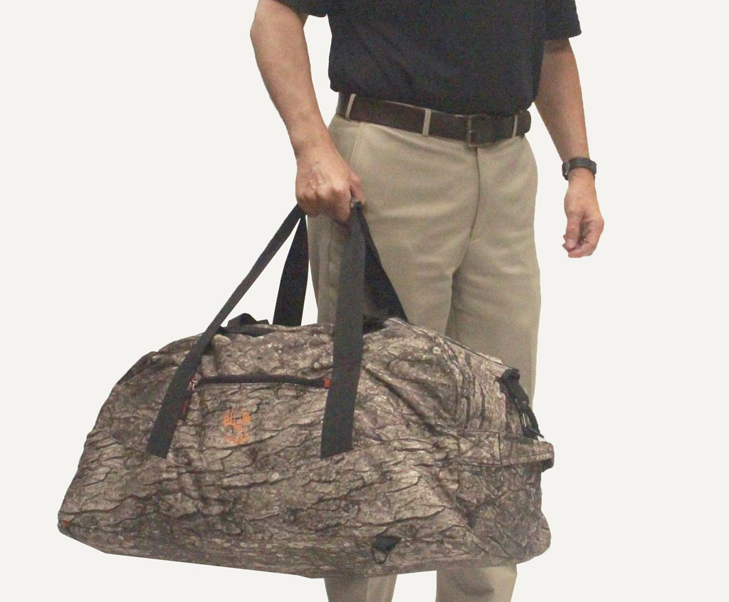 Duffle Bag / Back Pack – Blind Spot