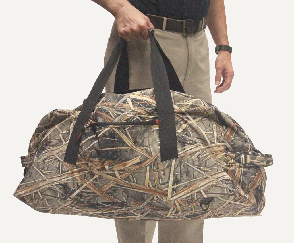 Duffle Bag / Back Pack – Karma