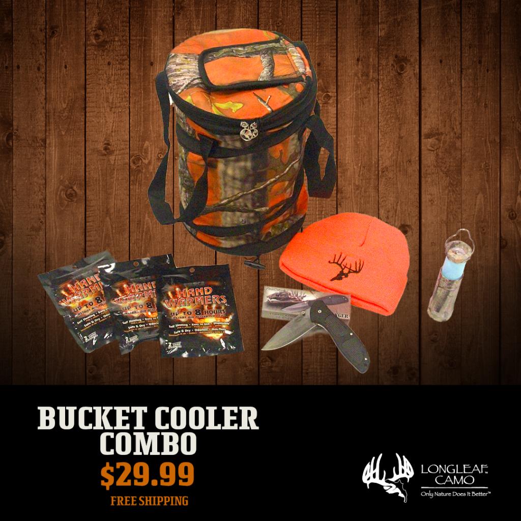 Bucket Cooler – Combo