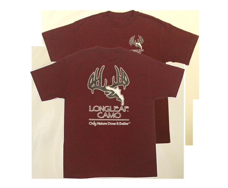 T-Shirt (Maroon)
