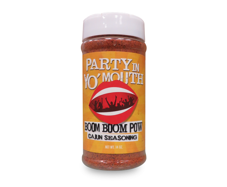 Party in Yo' Mouth – Boom Boom Pow